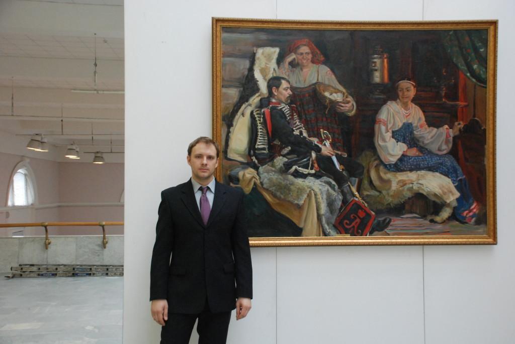 Выставка в манеже Санкт-Петербург
