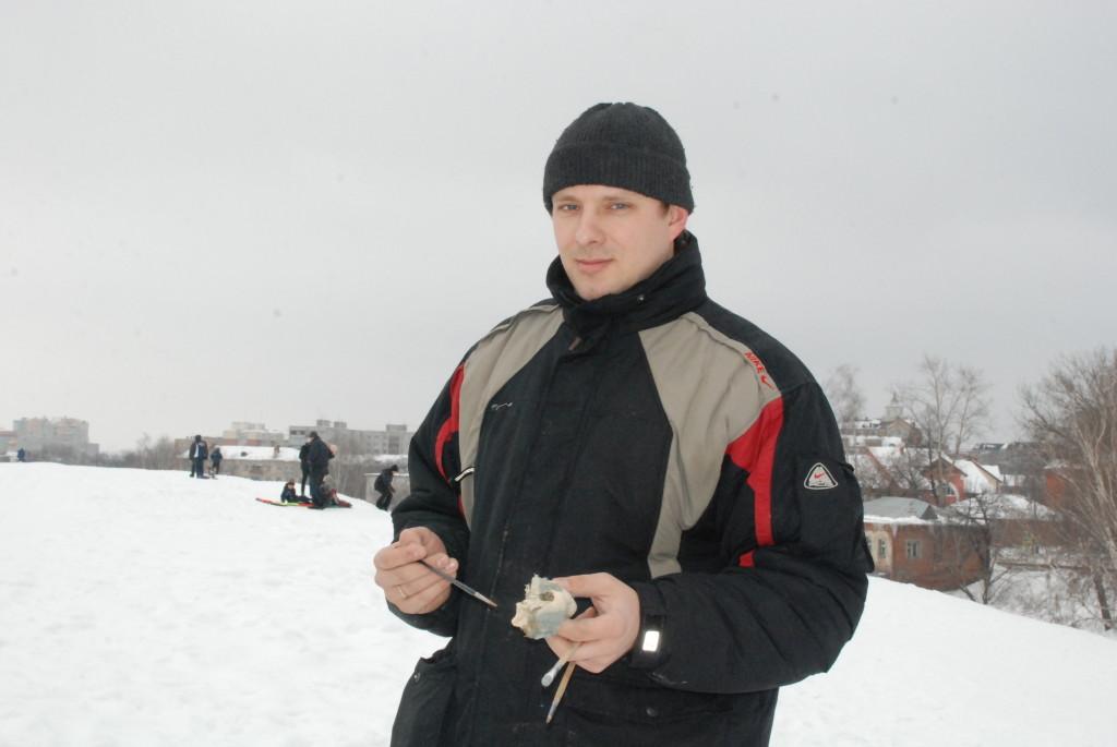 Зимние этюды