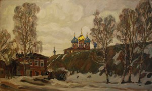 Рязанский-кремль,-пасмурно,-февраль.-Х.М.-2015г.79,5х135